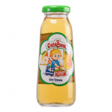 Спеленок сок груша осветленный 0,2 л стекло
