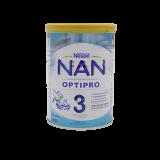 Nestle смесь Nan 3 Optipro молочная для детей с 12 месяцев 400 г