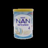 Nestle cмесь Nan 4 Optipro молочая для детей с 18 месяцев 400 г