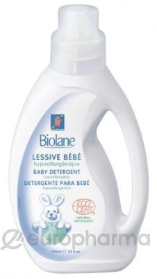 Biolane жидкость для стирки детского белья 750 мл