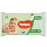 Huggies салфетки Ultra Comfort влажные № 64 шт