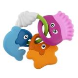 """Chicco погремушка """"Морские животные"""" 3 м+"""